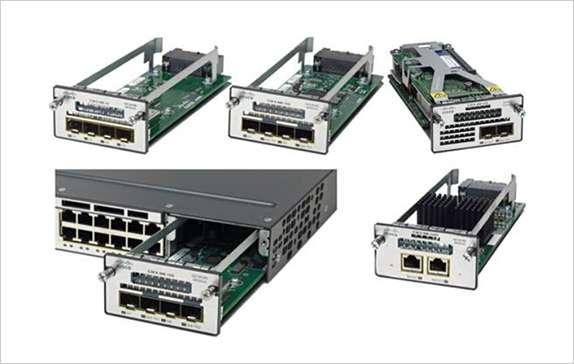 Módulos Cisco